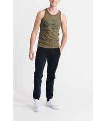 superdry men's bonded vest top