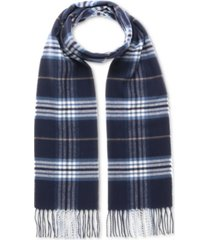 v. fraas men's classic plaid scarf