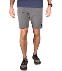 men's micro graph flat front gurkha shorts