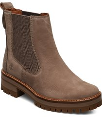 courmayeur valley chelsea shoes chelsea boots brun timberland