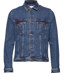 laust jacket 11358 jeansjack denimjack blauw samsøe samsøe
