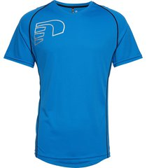 core coolskin tee t-shirts short-sleeved blå newline