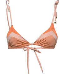 joy bikinitop oranje love stories