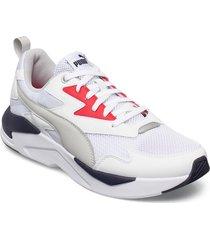 x-ray lite låga sneakers vit puma