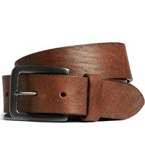 black jack & jones jacvictor leather riem