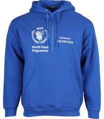 world food programme logo hoodie