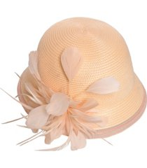 august hats braid cloche