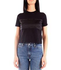 calvin klein j20j213282 t-shirt women black