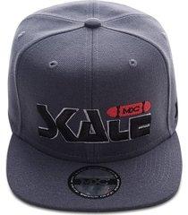 boné multcaps mxc original – skate grey - kanui