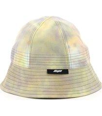 msgm tie-dye bucket hat