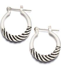 charter club mini hoop earrings