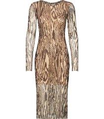 jolanda dresses bodycon dresses multi/mönstrad baum und pferdgarten