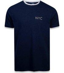 camiseta new era branded masculina
