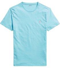 ralph lauren big & tall t-shirt lichtblauw