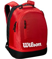 bolso de tenis wilson backpack team collection b/r