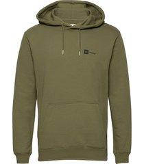 dylan hooded sweatshirt hoodie trui groen makia