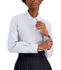 weekend max mara dinda striped shirt