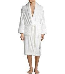 boxed luxurious plush fleece robe