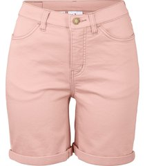 bermuda jogger in jeans (rosa) - john baner jeanswear