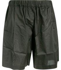 laneus loose fit shorts
