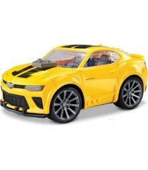 veículo sem limite camaro amarelo - roma