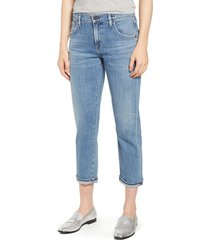 women's citizens of humanity emerson ankle boyfriend jeans