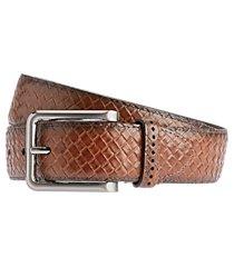 jos. a. bank basket weave belt