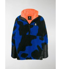 marcelo burlon county of milan camouflage fleece hoodie