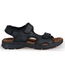 panama jack sandaal salton basics c2 napa grass negro black-schoenmaat 43