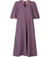 mavelin grid dress