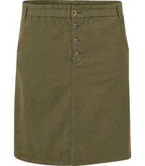 kjol yaya above knee skirt