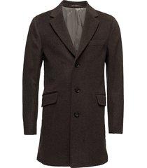 saks coat yllerock rock brun oscar jacobson