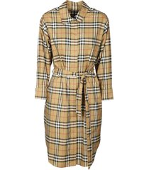 burberry isotto dress