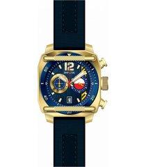 reloj invicta modelo 34980 azul oscuro hombre
