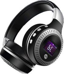 audifonos estéreo zealot b19 bluetooth soporte micro-sd y fm