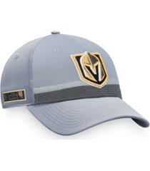 authentic nhl headwear vegas golden knights second season adjustable cap