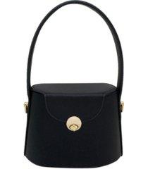 la regale mod structured handbag