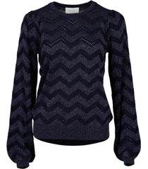 hana knit blouse