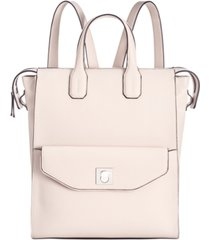 alfani clement circle lock backpack, created for macy's