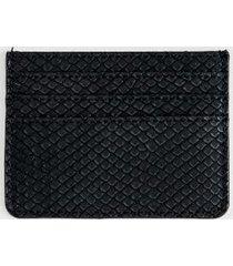 zoey card case - black