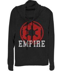 fifth sun star wars empire emblem cowl neck sweater