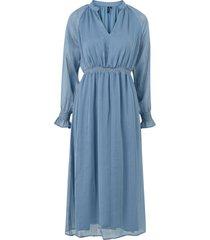 klänning vmmerve l/s 7/8 v-neck dress