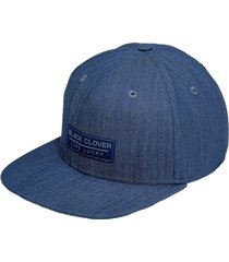 black clover heritage baseball cap in navy patch/navy at nordstrom