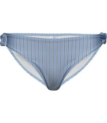 carlis bikini bottom aop 11032 bikinitrosa blå samsøe samsøe