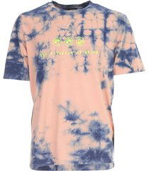 just slits tie and dye t-shirt