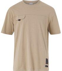 t-shirt jcosafari tee ss crew neck