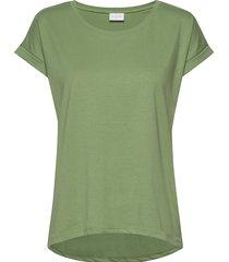 vidreamers pure t-shirt-noos t-shirts & tops short-sleeved grön vila
