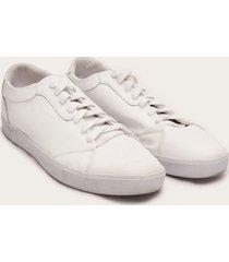 tenis lisos blanco 40