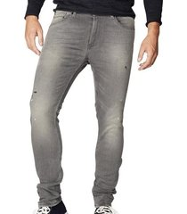 garcia fermo low superslim jeans deep grey