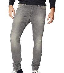 garcia fermo low superslim jeans deep grey